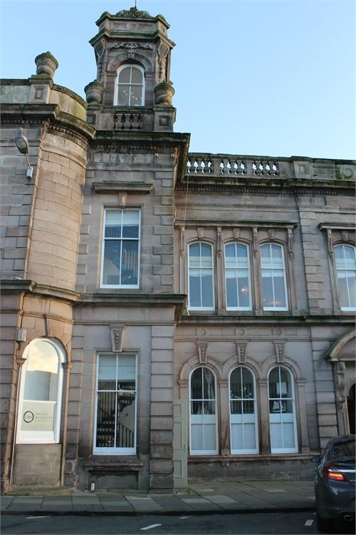 3 Bedrooms Flat for sale in 1 The Old Corn Exchange, Sandgate, Berwick upon Tweed, Northumberland