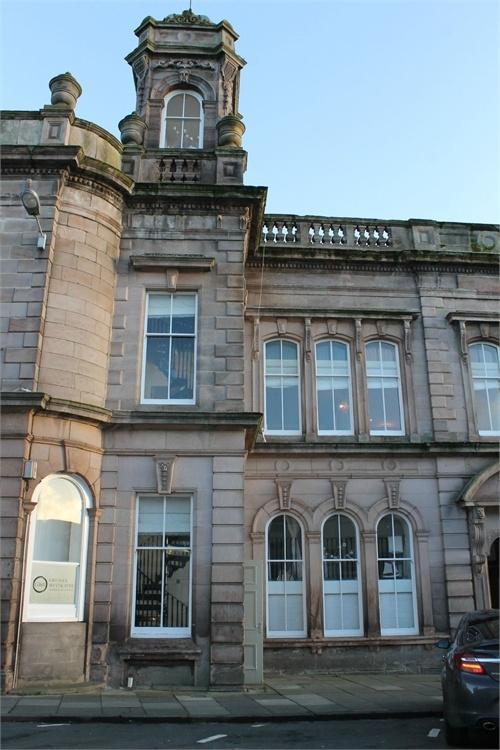 3 Bedrooms Flat for sale in 1 The Old Corn Exchange, Sandgate, Berwick upon Tweed, Northumberland