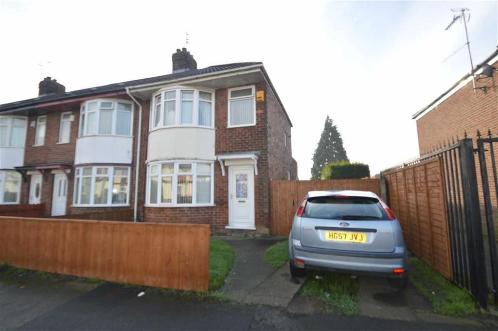 3 Bedrooms End Of Terrace House for sale in Rustenburg Street, Hull, East Yorkshire, HU9