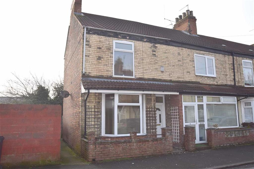 2 Bedrooms End Of Terrace House for sale in Rosebery Street, Hull, HU3