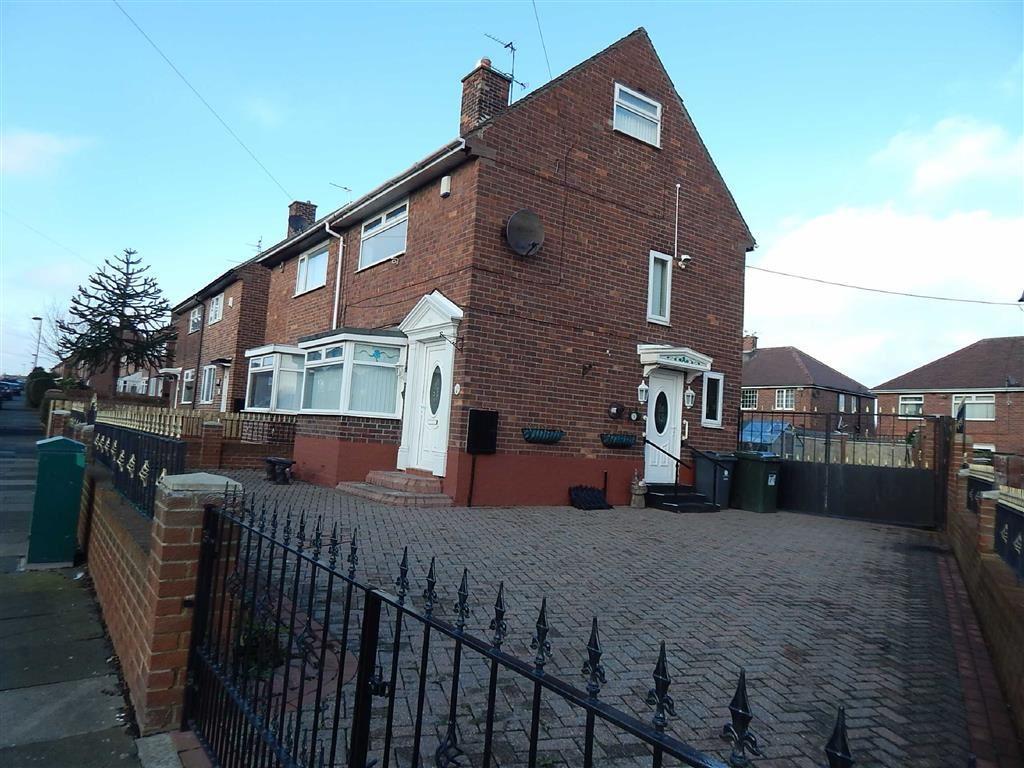 2 Bedrooms Semi Detached House for sale in Ridley Avenue, Howdon, Wallsend, NE28