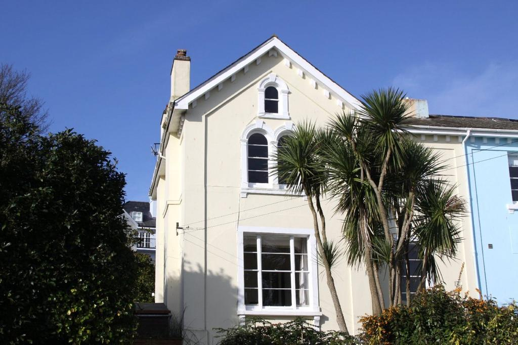 6 Bedrooms Semi Detached House for sale in Devon Road, Salcombe, Devon, TQ8