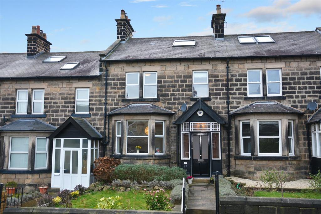 4 Bedrooms Terraced House for sale in Rose Terrace, Horsforth