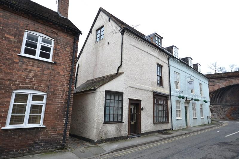 3 Bedrooms End Of Terrace House for sale in Westbourne Street, Bewdley