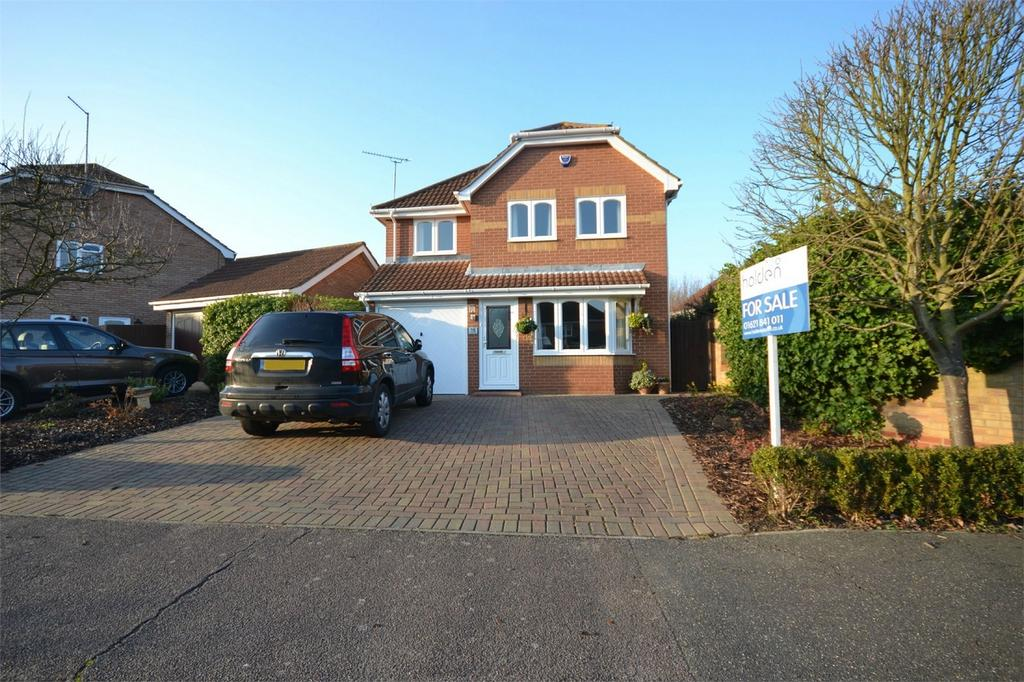 4 Bedrooms Detached House for sale in Minster Way, Maldon, Essex