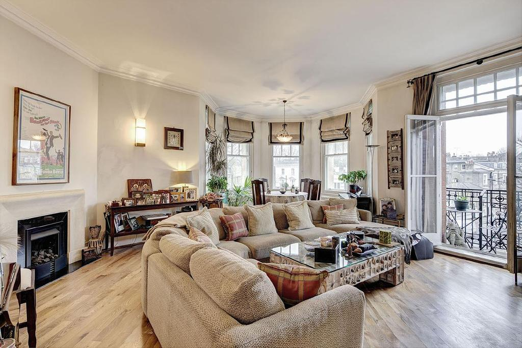 4 Bedrooms Flat for sale in Oakwood Court, Holland Park