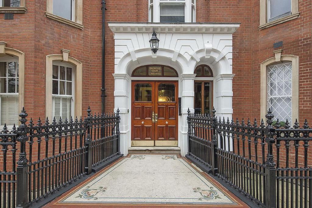 4 Bedrooms Flat for sale in Oakwood Court, Holland Park, W14