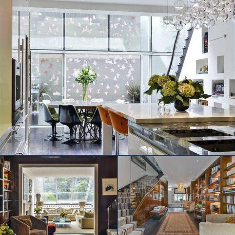 4 bedroom semi-detached house for sale - The Boltons, Chelsea, London, SW10