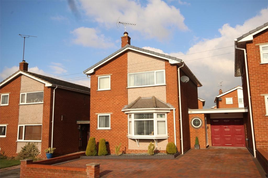 3 Bedrooms Detached House for sale in Laurel Drive, Buckley, Flintshire