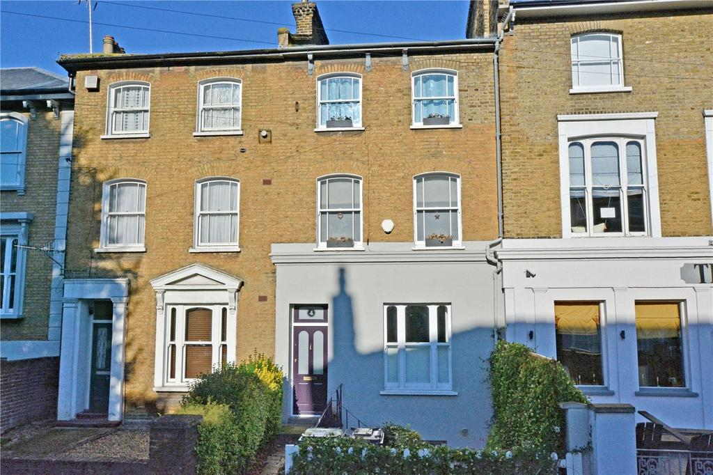 4 Bedrooms Terraced House for sale in Tyrwhitt Road, Brockley, London, SE4
