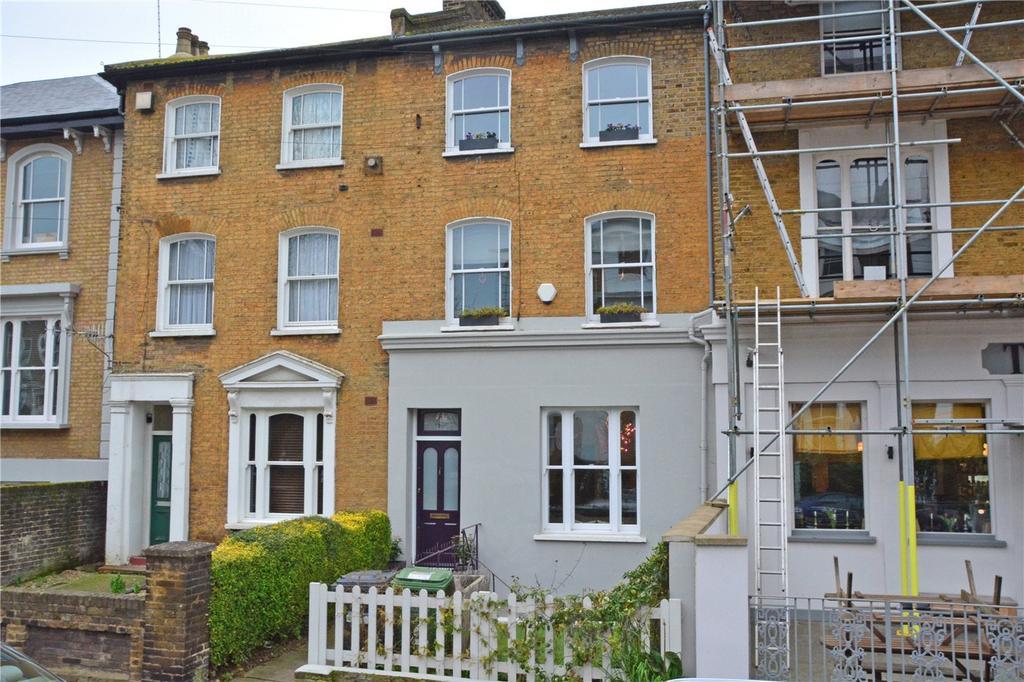 4 Bedrooms Terraced House for sale in Tyrwhitt Road, Brockley, London, SE4