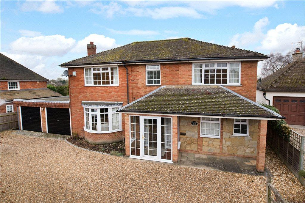 4 Bedrooms Detached House for sale in Lower Icknield Way, Longwick, Princes Risborough, Buckinghamshire