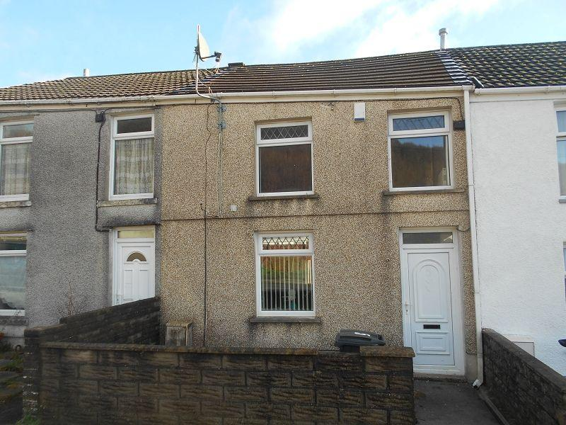 3 Bedrooms Terraced House for sale in Pleasant Hill, Cilfrew, Neath, Neath Port Talbot.