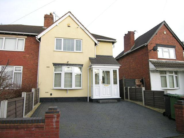 3 Bedrooms Semi Detached House for sale in Nursery Road,Bloxwich,Walsall
