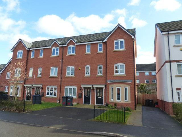 4 Bedrooms End Of Terrace House for sale in Bishops Close,Erdington,Birmingham