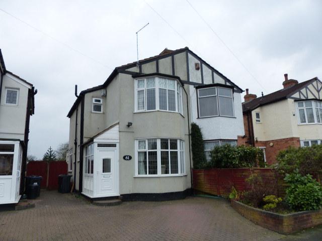 3 Bedrooms Semi Detached House for sale in Moor End Lane,Erdington,Birmingham