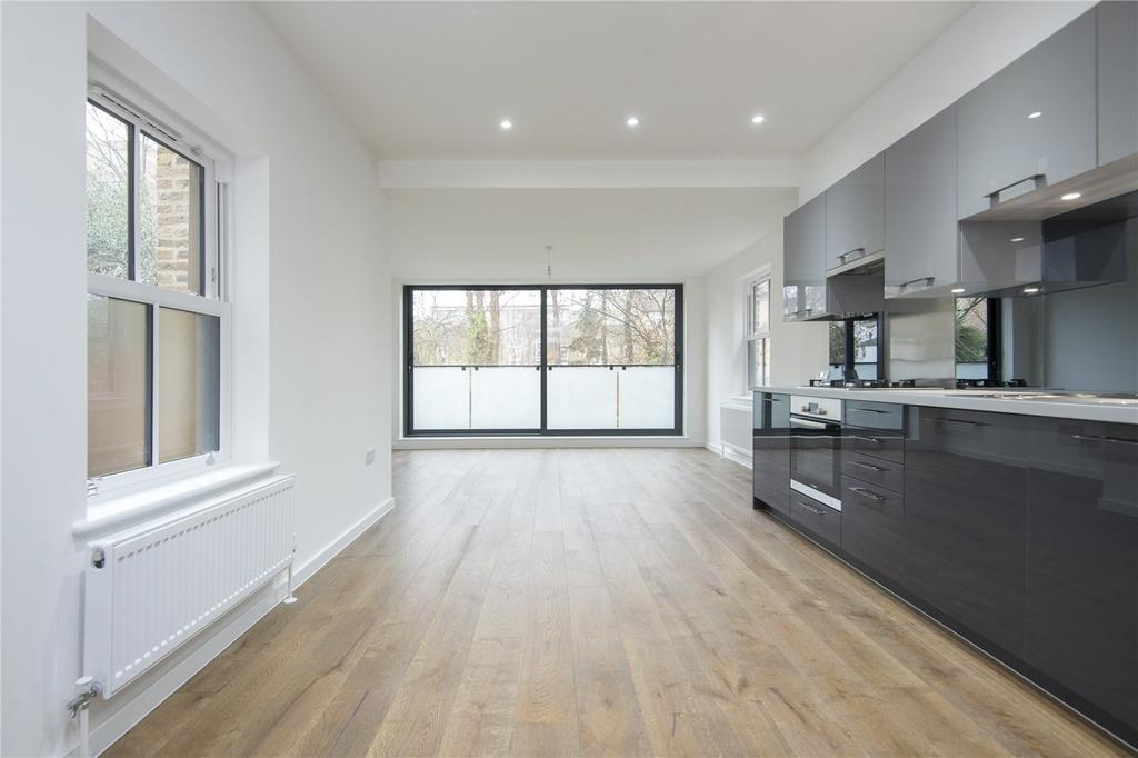 1 Bedroom Flat for sale in King Edwards Road, London, E9