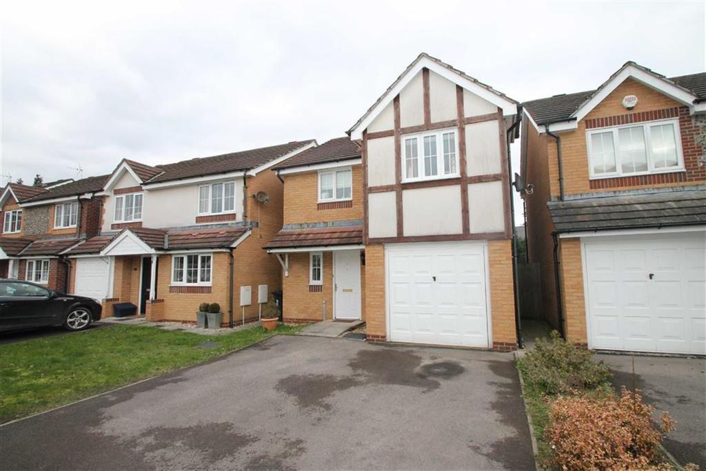 3 Bedrooms Detached House for sale in Blacktown Gardens, Marshfield, Cardiff