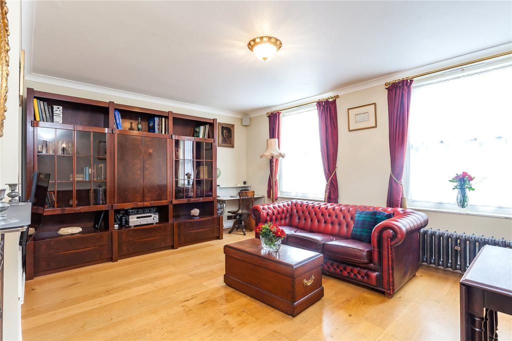 1 Bedroom Flat for sale in Irvine House, Caledonian Road, London, N7