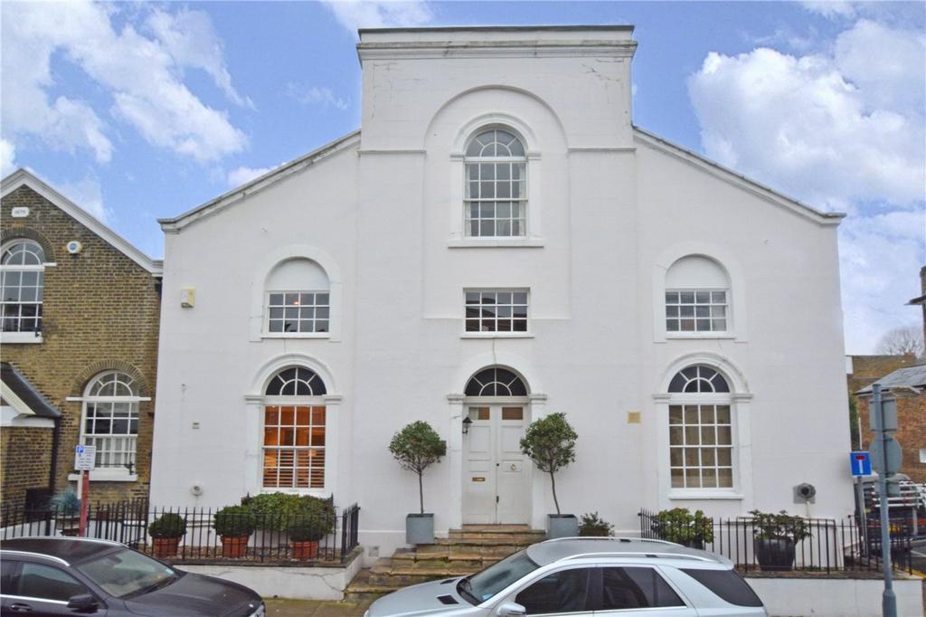 5 Bedrooms Terraced House for sale in King George Street, Greenwich, London, SE10