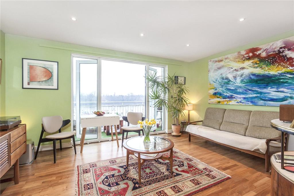 2 Bedrooms Flat for sale in Prospect Quay, 98 Point Pleasant, London, SW18