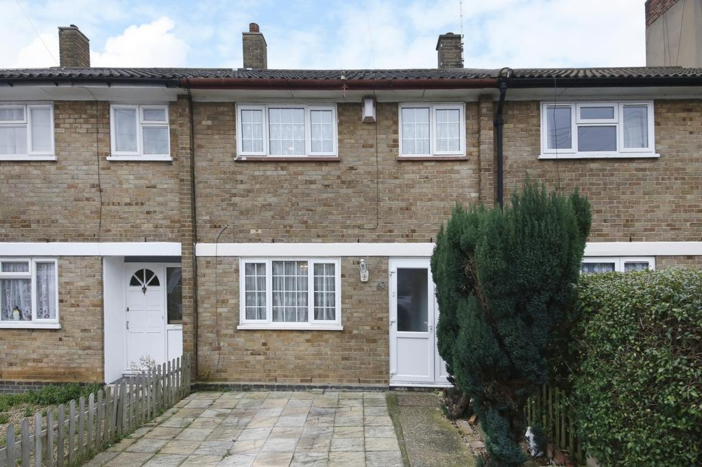 3 Bedrooms Terraced House for sale in Howson Road, Brockley, SE4