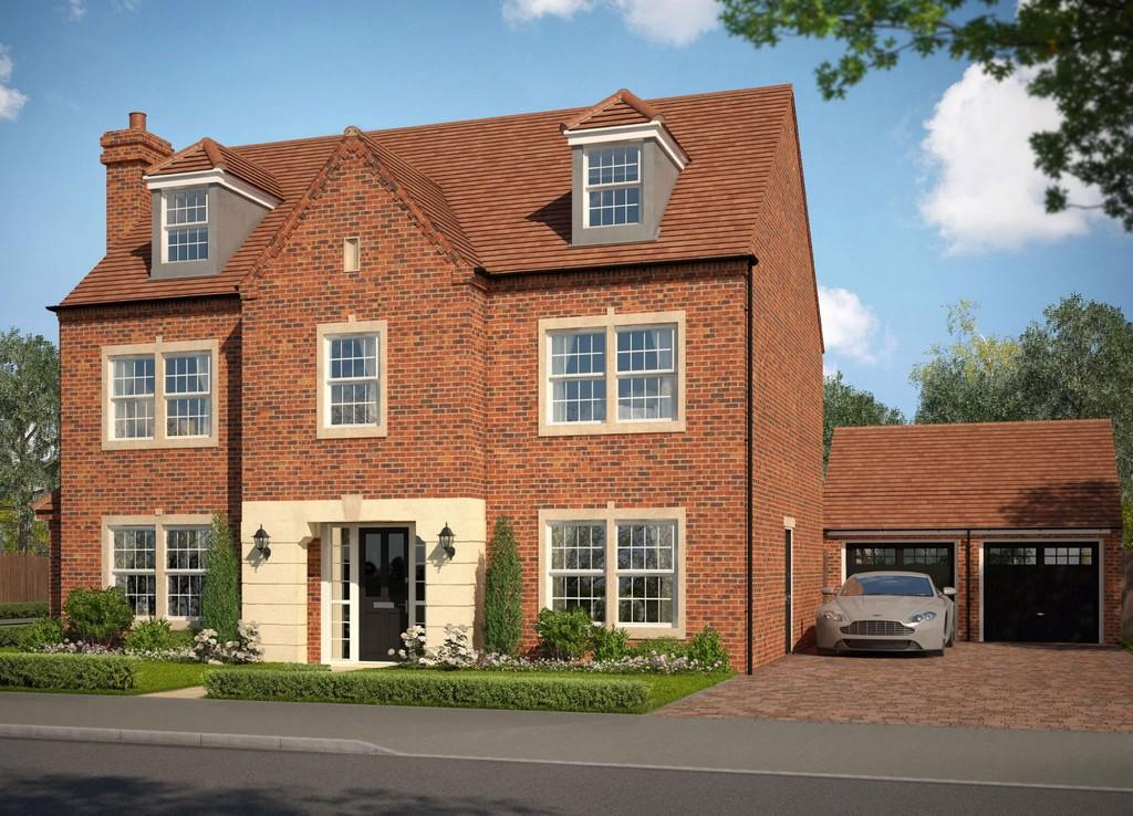 6 Bedrooms Detached House for sale in Wyvern Grange, Dore