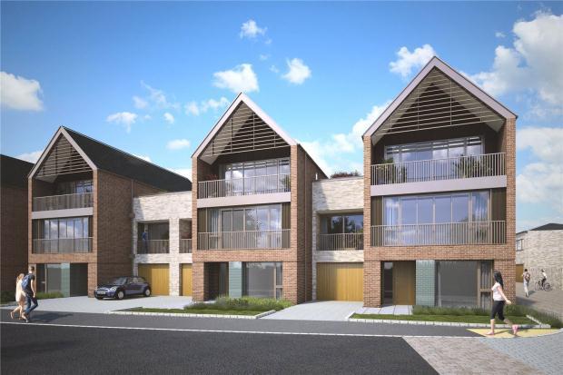 5 Bedrooms Terraced House for sale in Ninewells, Babraham Road, Cambridge