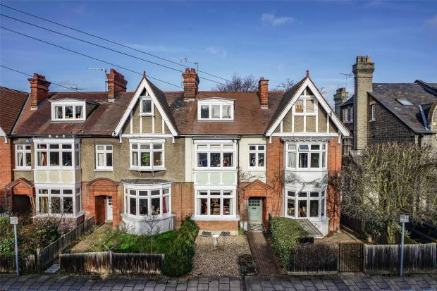 5 Bedrooms Terraced House for sale in Tenison Avenue, Cambridge