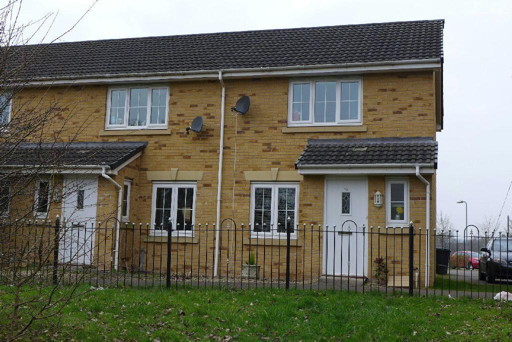 2 Bedrooms End Of Terrace House for sale in Schooner Walk, Newport