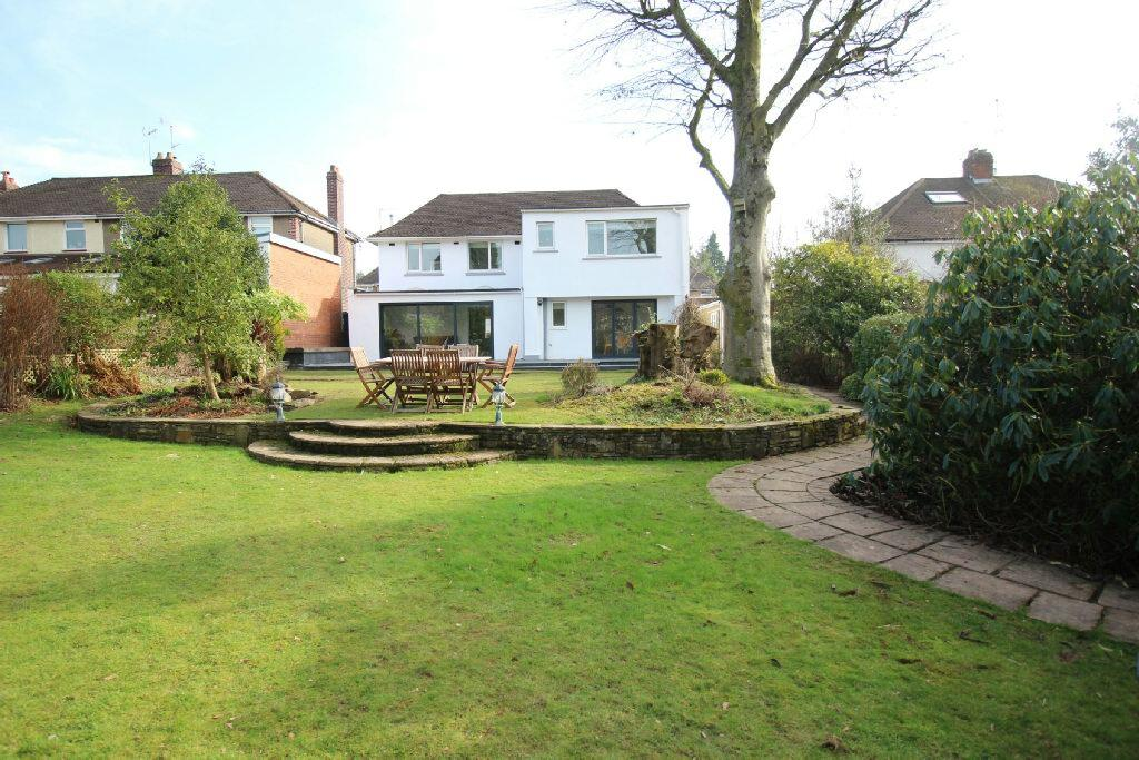 4 Bedrooms Detached House for sale in Groves Road, Newport