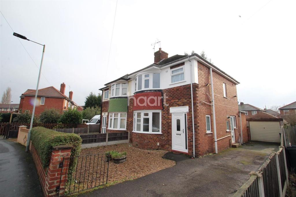 3 Bedrooms Semi Detached House for sale in Liverpool Avenue, Wheatley