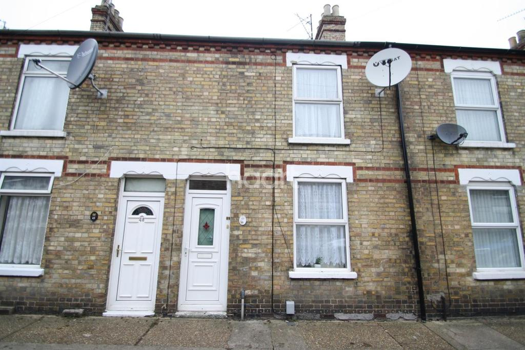 3 Bedrooms Terraced House for sale in Wisbech