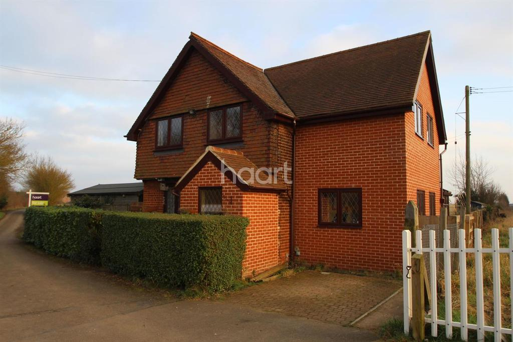 4 Bedrooms Detached House for sale in SOHAM OPEN HOUSE
