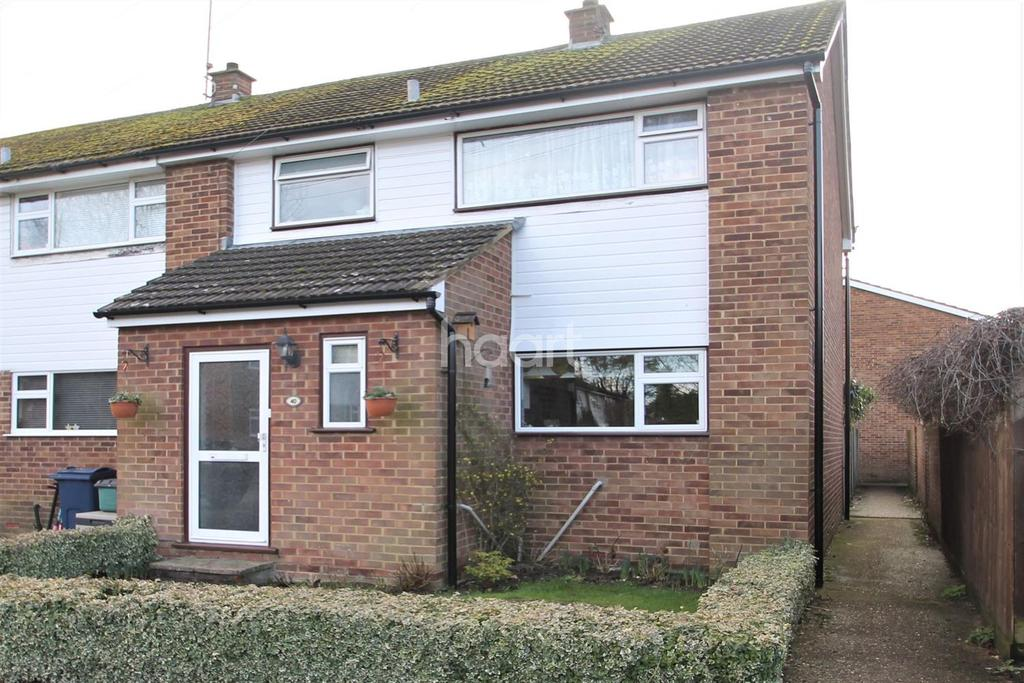 3 Bedrooms End Of Terrace House for sale in Stratford Drive