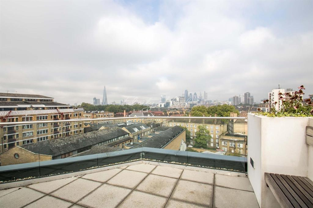 2 Bedrooms Flat for sale in Wapping Riverside, Wapping, E1W
