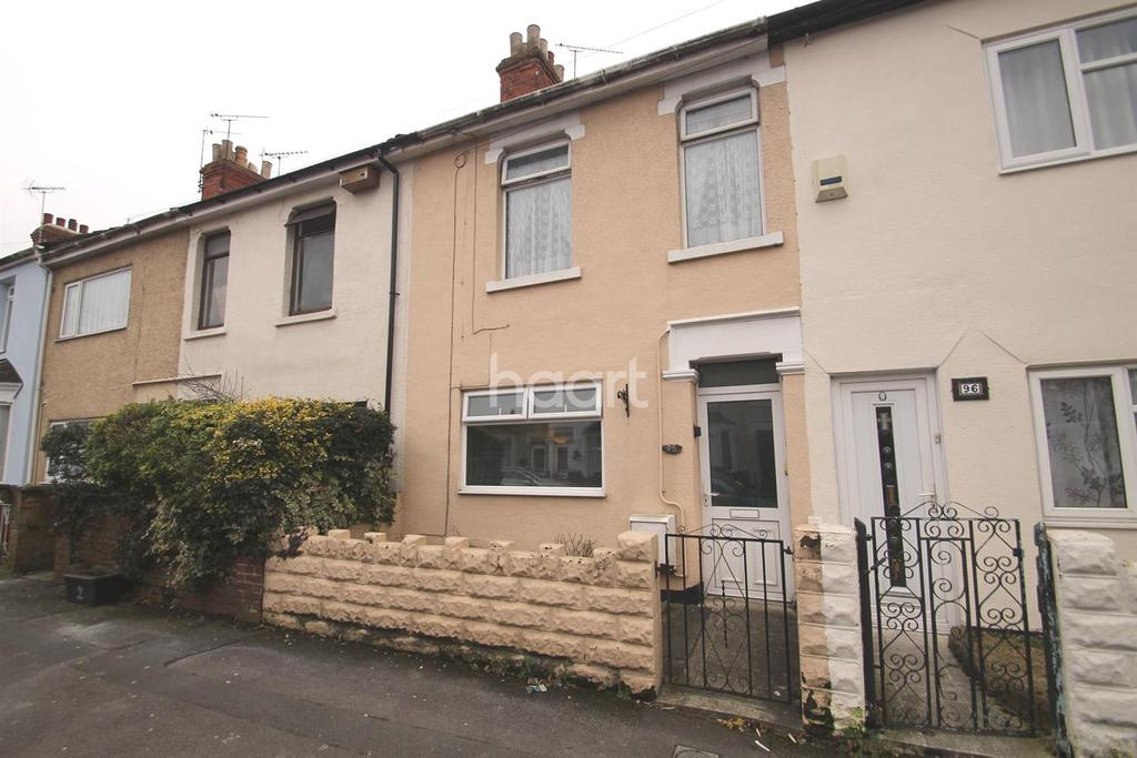 2 Bedrooms Terraced House for sale in Beatrice Street, Swindon, Wiltshire