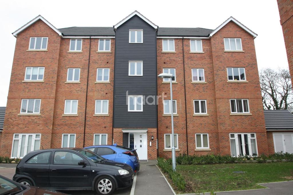 2 Bedrooms Flat for sale in Centrifuge Way