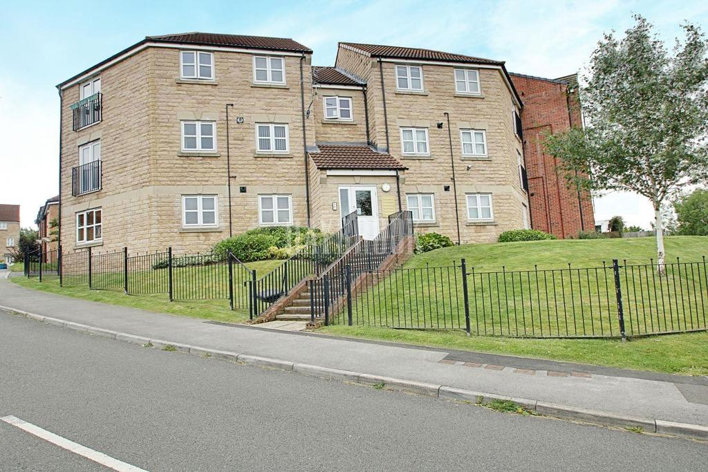 2 Bedrooms Flat for sale in Myrtle Drive, Sheffield, S2