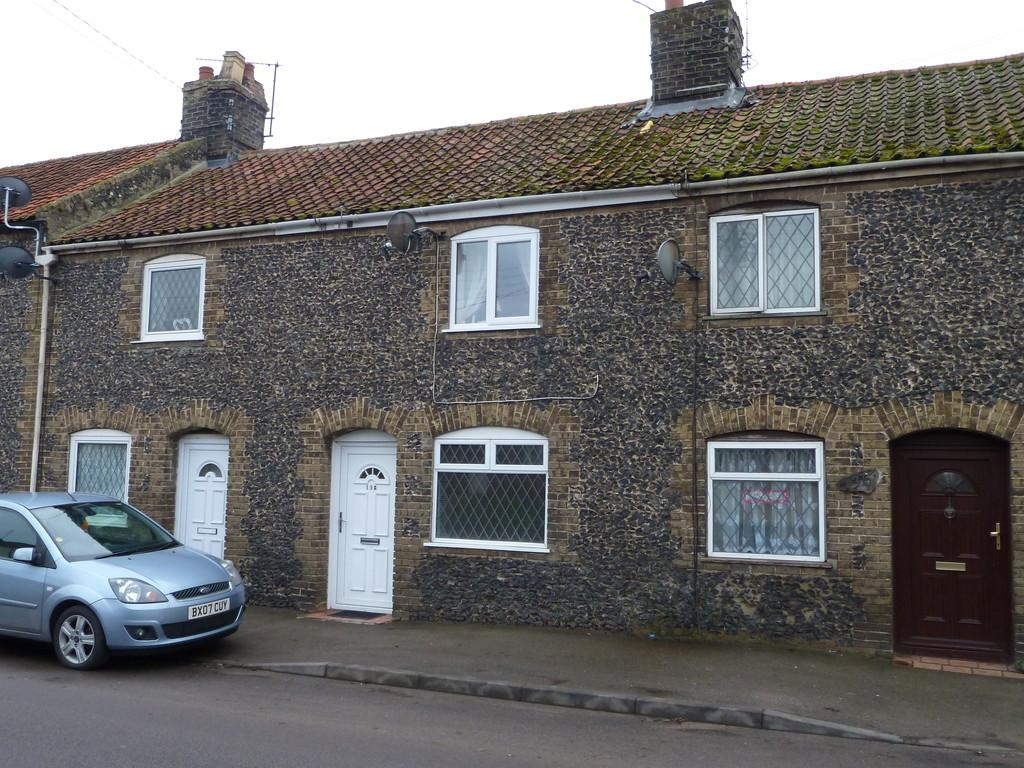 2 Bedrooms Terraced House for sale in High Street, Lakenheath