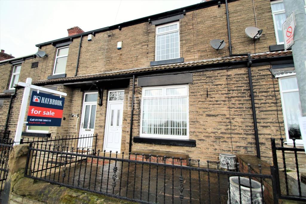 2 Bedrooms Terraced House for sale in Doncaster Road, Goldthorpe