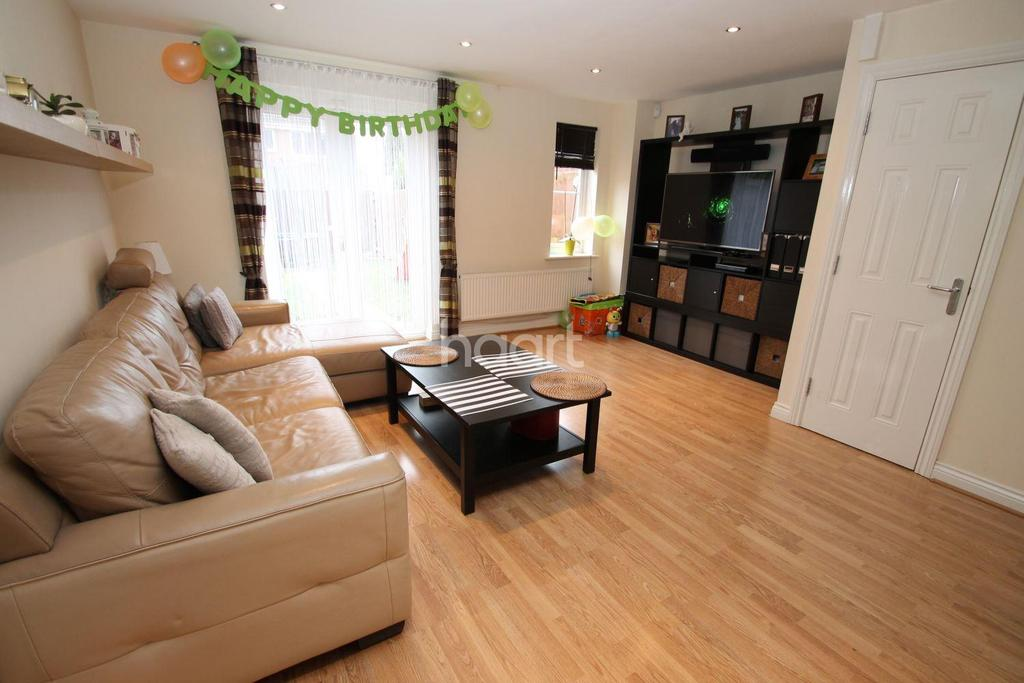 4 Bedrooms End Of Terrace House for sale in Tuffleys Way, Thorpe Astley, Leicester