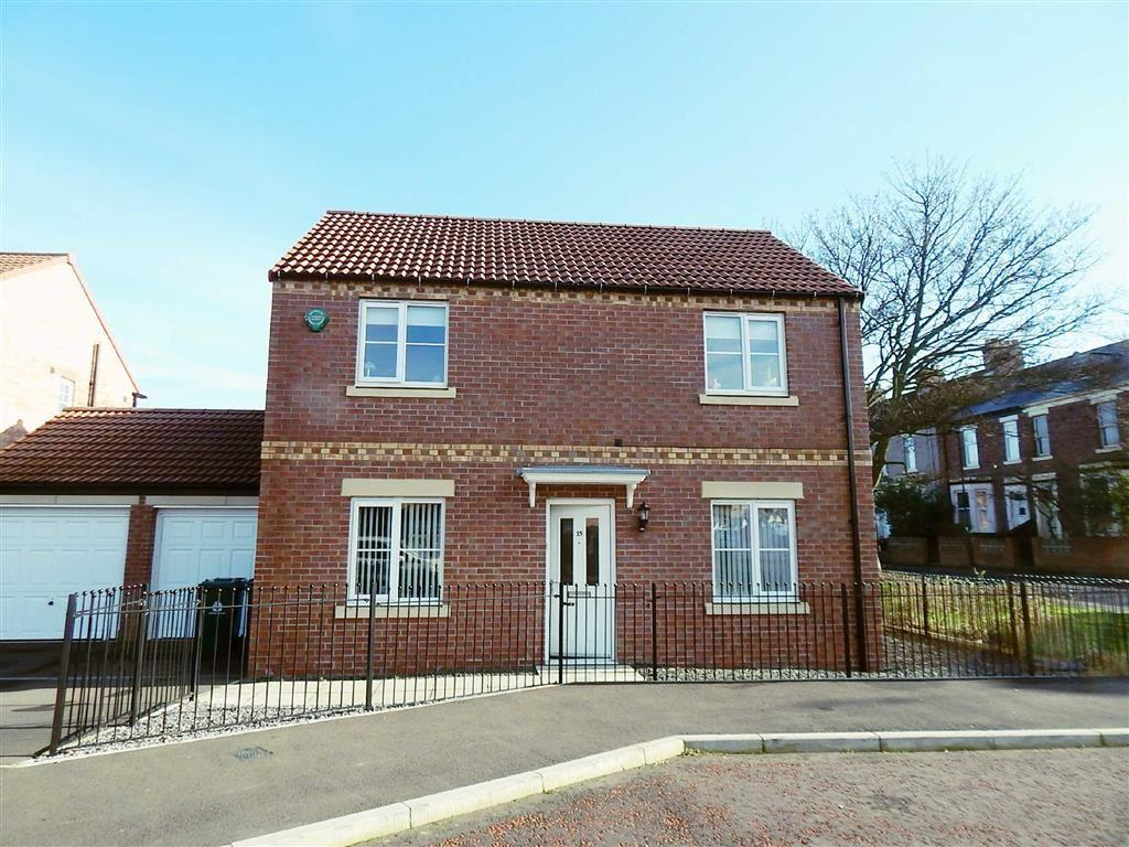 3 Bedrooms Detached House for sale in Howdon Green, Willington Quay, Wallsend, NE28