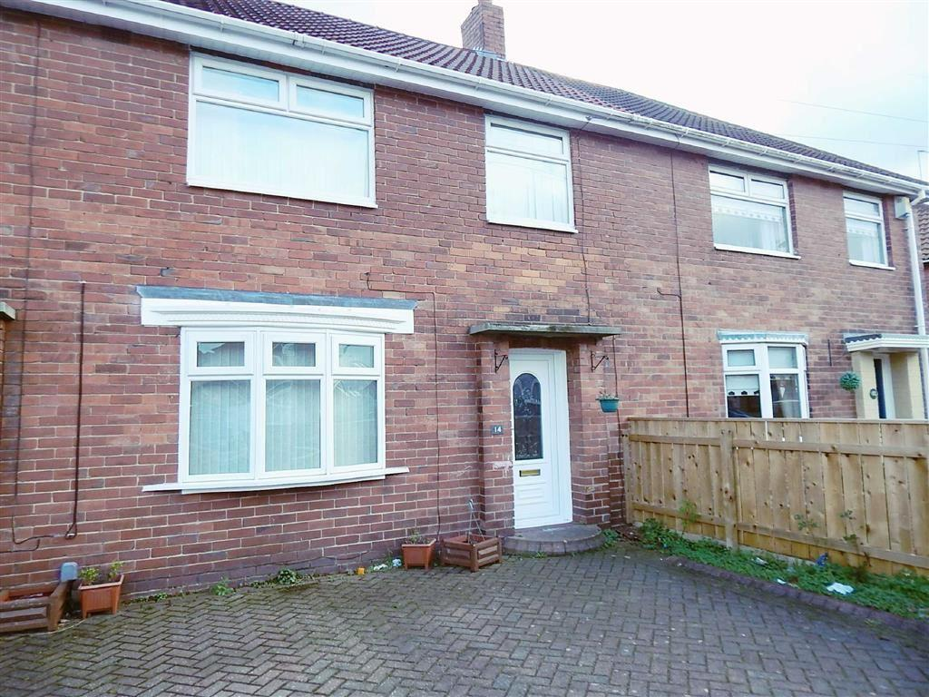 3 Bedrooms Terraced House for sale in Kendal Gardens, Howdon, Wallsend, NE28