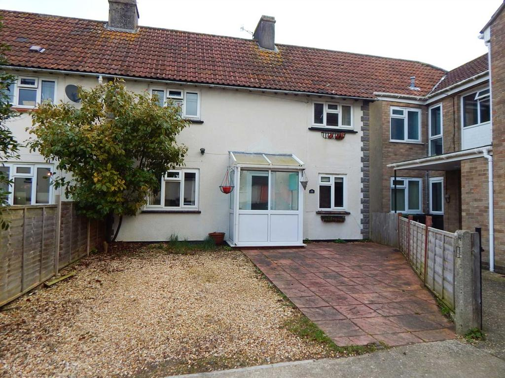 3 Bedrooms Terraced House for sale in Eggardon Close, Beaminster, Dorset
