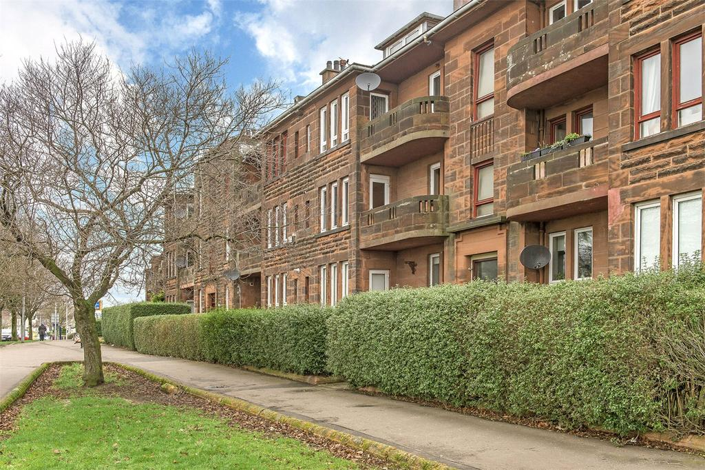2 Bedrooms Flat for sale in 1/1, 1824 Great Western Road, Glasgow, G13