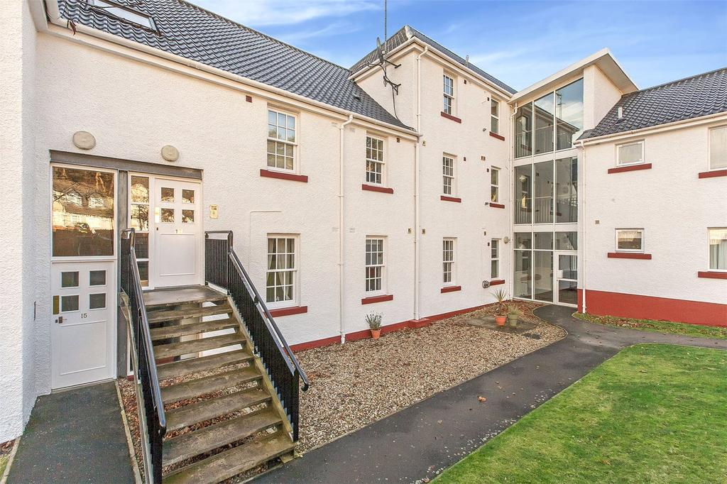 2 Bedrooms Flat for sale in 15/2 Margaret Rose Drive, Edinburgh, EH10