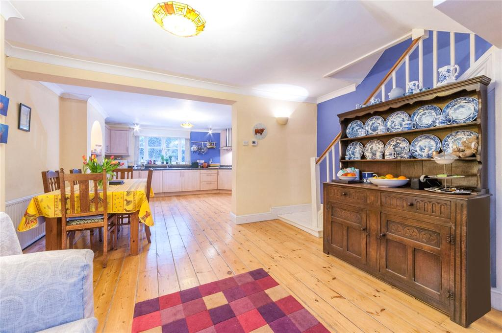 3 Bedrooms Terraced House for sale in Rochester Square, Camden, London