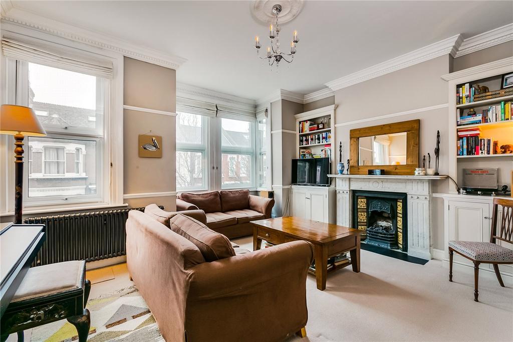 2 Bedrooms Flat for sale in Elspeth Road, Battersea, London