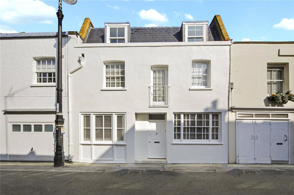 3 Bedrooms Mews House for sale in Kinnerton Street, London